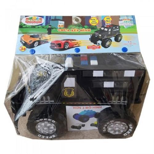 Xe địa hình kèm đồ chơi đồ chơi cho bé
