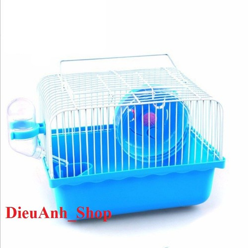 Lồng Chuột Hamster - Nhà Chuột Hamster- Nhà Thú Cưng Hamster