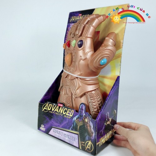 Đồ Chơi Trẻ Em Găng Tay Thanos No.0449