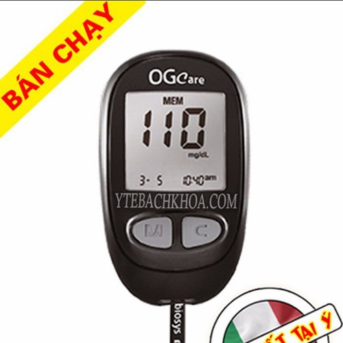 máy đo đường huyết OGCARE_Ý bảo hành 5 năm - 10776128 , 11116512 , 15_11116512 , 450000 , may-do-duong-huyet-OGCARE_Y-bao-hanh-5-nam-15_11116512 , sendo.vn , máy đo đường huyết OGCARE_Ý bảo hành 5 năm