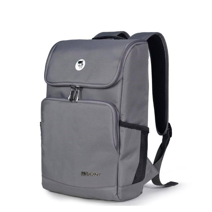 Balo laptop Mikkor The Nomad Premier Backpack Dark Mouse Grey - SP0402