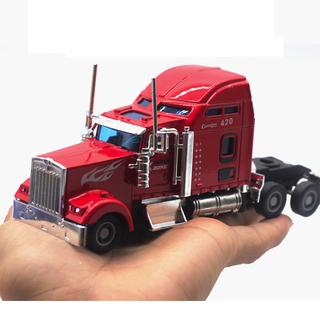 Mô hình đầu kéo tỉ lệ 1 42 bằng sắt - Mô hình đầu xe kéo tỉ lệ 1 42 thumbnail