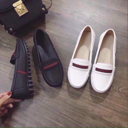 Giày bệt moca siêu êm form nhỏ khách chọn tăng sz