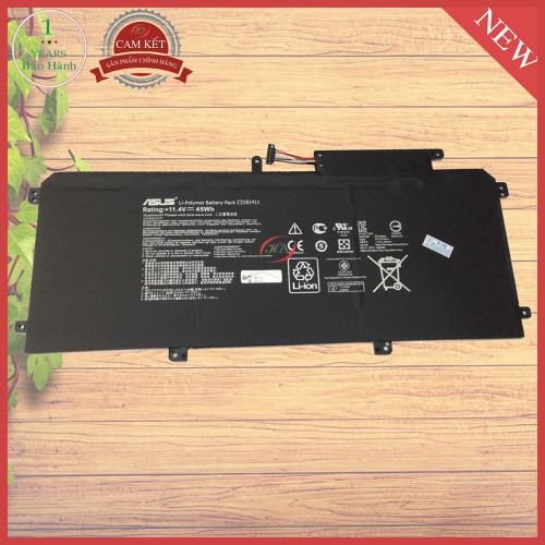 Pin Laptop Asus Zenbook UX305FAFC158T - 10774015 , 11106708 , 15_11106708 , 1150000 , Pin-Laptop-Asus-Zenbook-UX305FAFC158T-15_11106708 , sendo.vn , Pin Laptop Asus Zenbook UX305FAFC158T