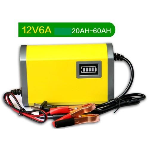 Bộ sạc bình ắc quy tự động 12V 20Ah-60Ah sạc acquy xe máy, xe hơi - 5502122 , 11896273 , 15_11896273 , 169000 , Bo-sac-binh-ac-quy-tu-dong-12V-20Ah-60Ah-sac-acquy-xe-may-xe-hoi-15_11896273 , sendo.vn , Bộ sạc bình ắc quy tự động 12V 20Ah-60Ah sạc acquy xe máy, xe hơi