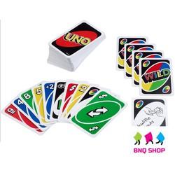 Board Game Uno Đại Chiến phát triễn kỹ năng, sáng tạo, tư duy
