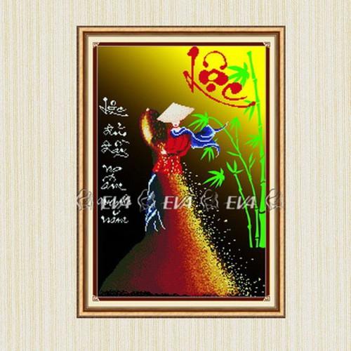 Chữ Lộc thư pháp -  EVA61216 - tranh gắn đá - 7874431 , 11121061 , 15_11121061 , 353000 , Chu-Loc-thu-phap-EVA61216-tranh-gan-da-15_11121061 , sendo.vn , Chữ Lộc thư pháp -  EVA61216 - tranh gắn đá