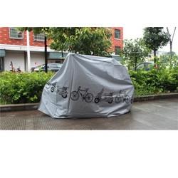 Bạc phủ xe máy chống bụi chống nắng