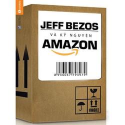 Pass sách còn 49k Jeff Bezos Và Kỷ Nguyên Amazon bài học kinh doanh