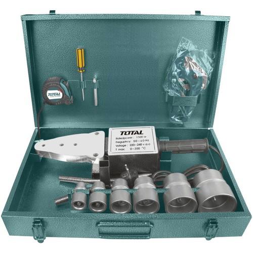 MÁY HÀN ỐNG NHỰA 63mm 1500w TOTAL TT328151 - 10776803 , 11119615 , 15_11119615 , 835000 , MAY-HAN-ONG-NHUA-63mm-1500w-TOTAL-TT328151-15_11119615 , sendo.vn , MÁY HÀN ỐNG NHỰA 63mm 1500w TOTAL TT328151