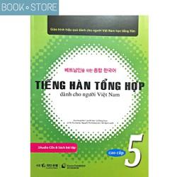 Tiếng Hàn Tổng Hợp Cao Cấp 5 + CD