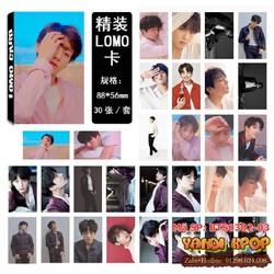 Lomo Card Jungkook BTS - Album Love Yourself Tear 2018