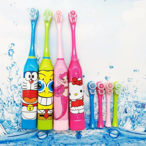 Bàn chải đánh răng tự động cho bé - 7011742 , 13757645 , 15_13757645 , 126800 , Ban-chai-danh-rang-tu-dong-cho-be-15_13757645 , sendo.vn , Bàn chải đánh răng tự động cho bé