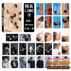 Lomo Card BTS - Album Love Yourself Tear 2018