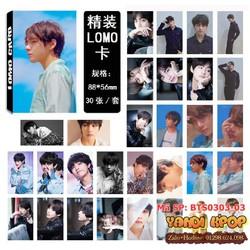 Lomo Card V BTS - Album Love Yourself Tear 2018