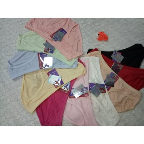 ComBo 5 quần lót cotton thái size từ 50 đến 65kg