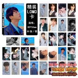 Lomo Card Jin BTS - Album Love Yourself Tear 2018
