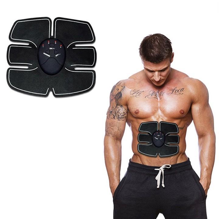 Máy Massage Body 6 Múi - dụng cụ tập bụng 1