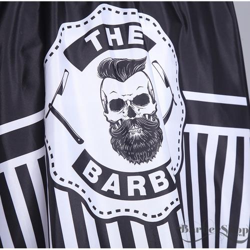 Áo Choàng Cắt Tóc The Barber - 10782059 , 11140529 , 15_11140529 , 135000 , Ao-Choang-Cat-Toc-The-Barber-15_11140529 , sendo.vn , Áo Choàng Cắt Tóc The Barber