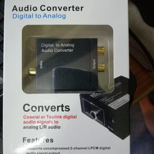 Bộ chuyển đổi tín hiệu quang optical audio ra analog