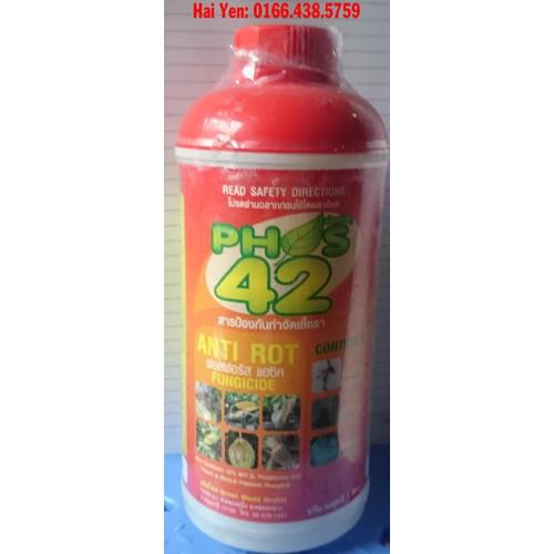 Thuốc trị nấm và thối rễ PHs 42 Thái Lan cho hoa lan