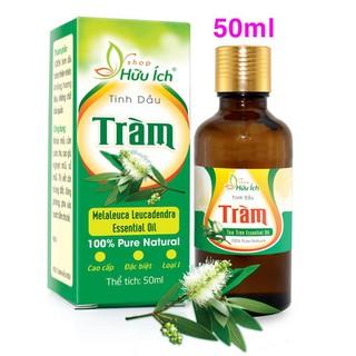 Tinh dầu tràm đặc biệt 50ml cho bé phòng ngẹt và sổ mũi - Tram-DB-50 thumbnail