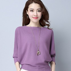 Áo len dệt kim Sang Trong - Hàng nhâp - AL188