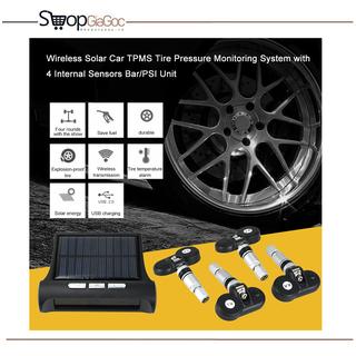 Bộ Cảm Biến Áp Suất Lốp TPMS Lắp Trong Cao cấp - TPMS Lắp Trong thumbnail