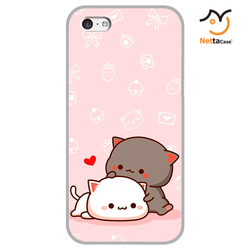 Ốp lưng điện thoại iphone 5c - lovely 03