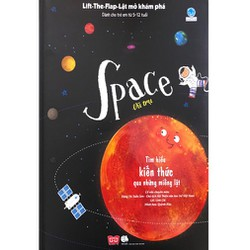 Sách - Lật mở khám phá Vũ trụ
