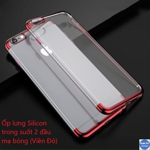 Ốp Lưng Trong Suốt 2 Đầu Viền Màu iPhone 6Plus, 6sPlus - 11129659 , 11150596 , 15_11150596 , 75000 , Op-Lung-Trong-Suot-2-Dau-Vien-Mau-iPhone-6Plus-6sPlus-15_11150596 , sendo.vn , Ốp Lưng Trong Suốt 2 Đầu Viền Màu iPhone 6Plus, 6sPlus