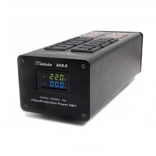 Bộ lọc điện AUDIO WEIDUKA AC 8.8 ADVANCE 2018 - 10788806 , 11164018 , 15_11164018 , 1250000 , Bo-loc-dien-AUDIO-WEIDUKA-AC-8.8-ADVANCE-2018-15_11164018 , sendo.vn , Bộ lọc điện AUDIO WEIDUKA AC 8.8 ADVANCE 2018