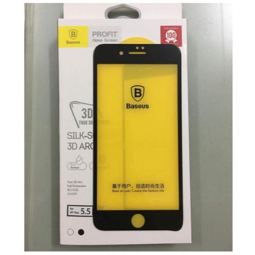 Kính Cường lực 3D iPhone 7 Plus,8 Plus full màn BASEUS chính hãng