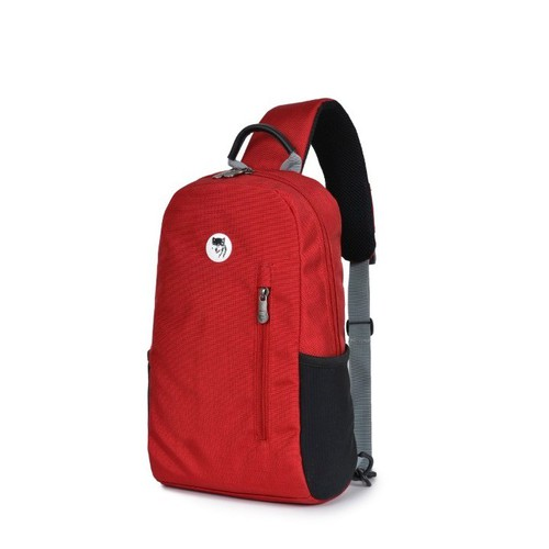 Balo một quai Mikkor The Jed Sling Red - 10792236 , 11175490 , 15_11175490 , 399000 , Balo-mot-quai-Mikkor-The-Jed-Sling-Red-15_11175490 , sendo.vn , Balo một quai Mikkor The Jed Sling Red