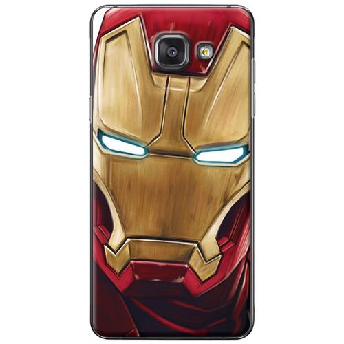 Ốp lưng nhựa dẻo Samsung A7 2016 Iron man - 10791024 , 11170290 , 15_11170290 , 120000 , Op-lung-nhua-deo-Samsung-A7-2016-Iron-man-15_11170290 , sendo.vn , Ốp lưng nhựa dẻo Samsung A7 2016 Iron man