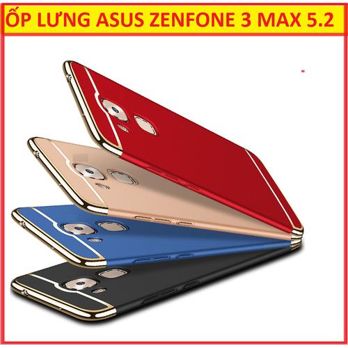 ỐP LƯNG 3 MẢNH ASUS ZENFONE 3 MAX 5.2