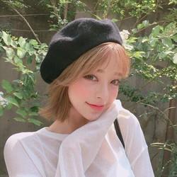 Mũ nón nồi Hàn Quốc, mũ nón len đẹp