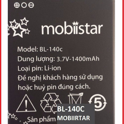 PIN MOBIISTAR BL-140C