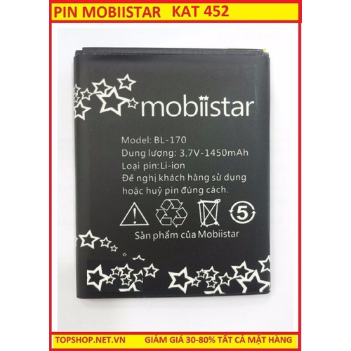 PINMOBIISTAR BL-170