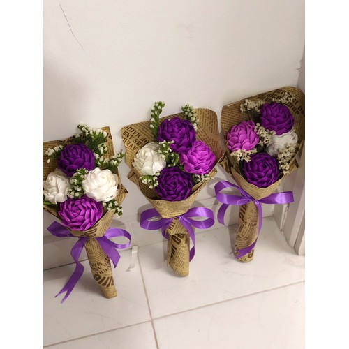 Hoa giấy nhún handmade - 7875586 , 11172534 , 15_11172534 , 100000 , Hoa-giay-nhun-handmade-15_11172534 , sendo.vn , Hoa giấy nhún handmade