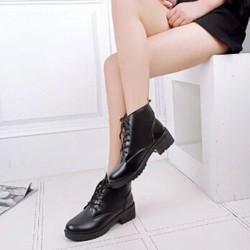 Giày DOOC nữ cổ cao