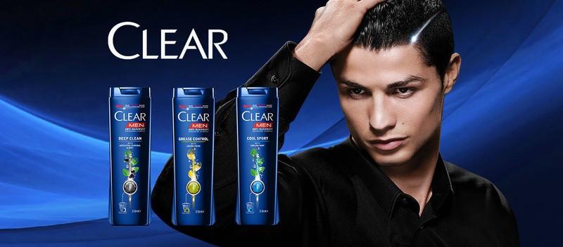 Kết quả hình ảnh cho thương hiệu clear men