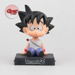 Mô hình Son Goku lắc đầu - Mô hình Dragon Ball