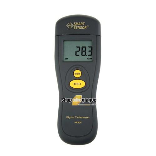 Máy Đo Tốc Độ Vòng Quay Không Tiếp Xúc Smart Sensor AR926 - 10787738 , 11161968 , 15_11161968 , 620000 , May-Do-Toc-Do-Vong-Quay-Khong-Tiep-Xuc-Smart-Sensor-AR926-15_11161968 , sendo.vn , Máy Đo Tốc Độ Vòng Quay Không Tiếp Xúc Smart Sensor AR926