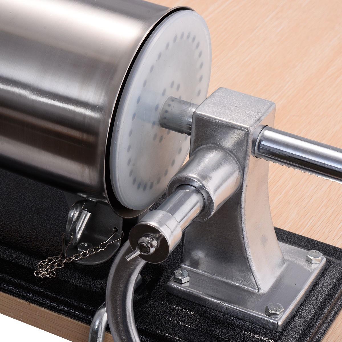 máy đùn xúc xích, lạp xưởng ngày tết - Inox 304 - 3L 2