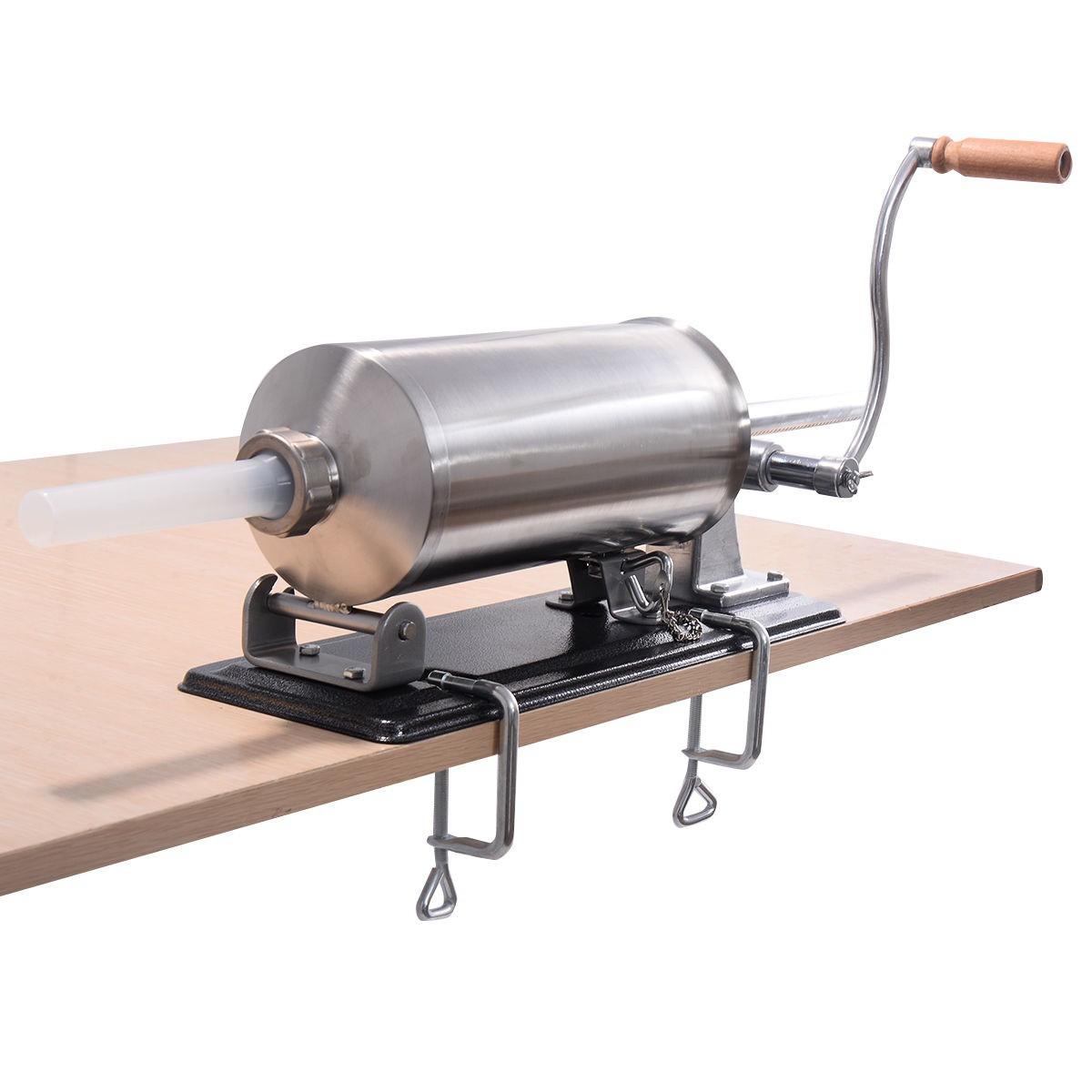 máy đùn xúc xích, lạp xưởng ngày tết - Inox 304 - 3L 1