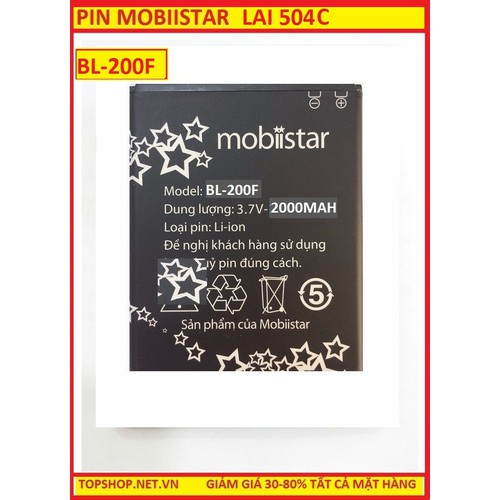 PIN MOBIISTAR LAI 504C