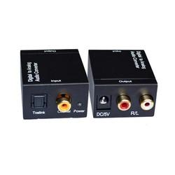 Box chuyển đổi âm thanh chính hãng Net + tặng dây cáp quang truyền tín hiệu nhanh loại tốt nhất