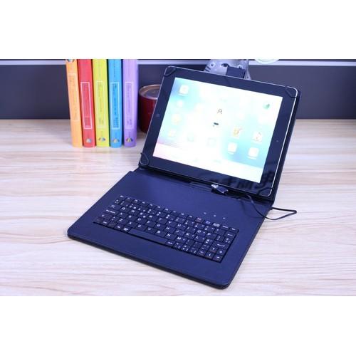 Bao da bàn phím máy tính bảng có giá đỡ nhiều màu