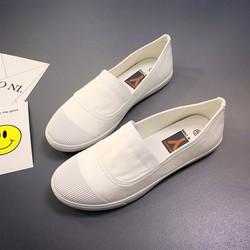 Giày lười giày mọi vải nữ